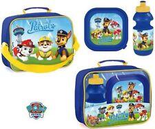 Paw Patrol Lunchset Picknickset Tasche Brotdose Trinkflasche