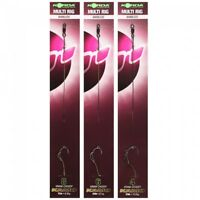 Korda NEW Ready Tied Multi & Hinge Rigs - Barbed OR Barbless **ALL SIZES**
