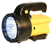 LED & Halogen Handscheinwerfer Akku, 36 LED, mit Netzgerät, Ladekabel für Kfz