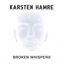 Karsten Hamre - Broken Whispers [New CD]