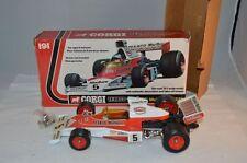 Corgi Toys 191 Texaco Marlboro Mclaren M23 F1 Scale 1:18 Take Off Wheels Superb