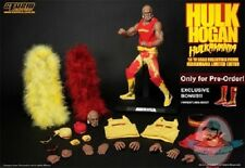 "Storm Collectables 1/6 Collectible Hulk Hogan ""Hulkamania"" SM-1502"