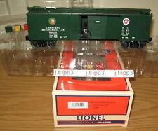LIONEL 6-27949 PENNSYLVANIA PRR CHRISTMAS MERCHANDISE CAR 3854-25 O GAUGE TRAIN