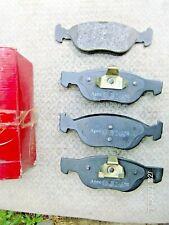 BRAKE PADS FOR FIAT PUNTO