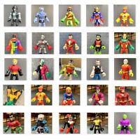 Lots of IMAGINEXT DC Super Friends Power Rangers Blind bag Figures BatMan Gifts