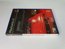 Gioco Play Station 2 PS2 FERRARI F355 CHALLENGE Con libretto ITA