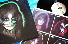 "Kiss, Peter Criss - Peter Criss (Vinyl LP EX+) ALBUM Germany 1978, 33 RPM, 12"""