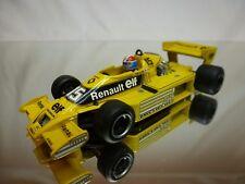 QUARTZO RENAULT RS01 1978 - ELF - JABOUILLE - F1 YELLOW 1:43 - GOOD CONDITION