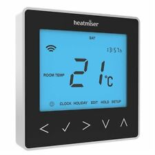 Heatmiser neoStat-e Electric Underfloor Heating Sapphire Black (1)