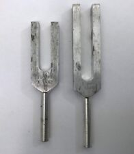 Pair Of X Band Calibration Tuning Forks 35mph Amp 80mph For Radar Gun