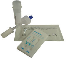 5 x Oral Fluid Saliva Drug Test Kit - 7 Drugs Cannabis, Cocaine, Speed & More