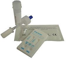 5 x Oral Fluid Saliva Drug Test Kit - 7 Drugs Cannabis, Cocaine, Speed & More