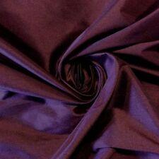 CLA210 Clarence House Changeant Purple Designer Silk Drapery Fabric Home Decor