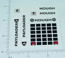 Ertl 1:32 Scale IHC Hough Payloader Stickers     ET-016