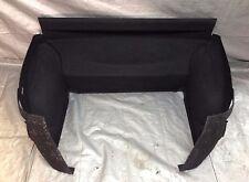 2004-2008 Chrysler Crossfire Trunk Carpet / Panel Set / Black / Coupe CF003