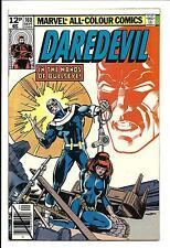 DAREDEVIL # 160 (Frank Miller, BULLSEYE app. SEPT 1979), NM