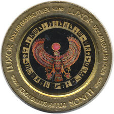 LUXOR LAS VEGAS CASINO $1 ANCIENT BIRD TOKEN Las Vegas Collectible Item TOKEN