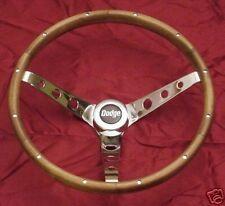 Dodge Challenger Dart Charger Demon Polara Monaco Lancer Coronet Steering Wheel