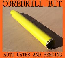 Pool Fence Installing Machine -Premium Diamond Core Drill Bit 66mm Dia x 450mm