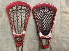 Vintage STX 73 Lacrosse Head Prototype Lot (2)
