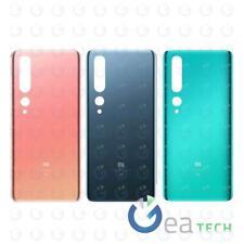 Back Battery Cover Per Xiaomi MI 10 M2001J2G M2001J2I Scocca Copribatteria Vetro