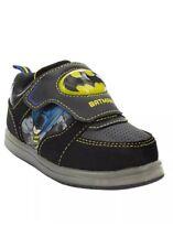 DC Comics Batman Toddler Boy's Athletic Light Up Shoes Sneakers Black Size 10
