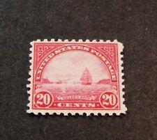 Us Stamp Scott# 698 Golden Gate 1932 Mh L180