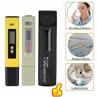 Digital LCD PH Meter Pen +TDS Water Purity PPM Filter Temperature Tester Tool