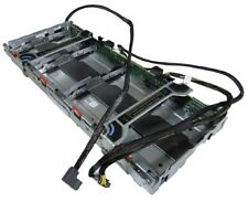 """Dell PowerEdge R730XD 4-Bay 3.5"""" HDD Riser Expansion Backplane W/ Cables 4FHR4"""