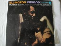 "DUKE ELLINGTON & HIS ORCHESTRA ""ELLINGTON INDIGOS"" VINYL LP 1958 6-EYE MONO"