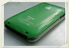 iPhone  3G 3GS  Green  Hard Back Cover Case skin green