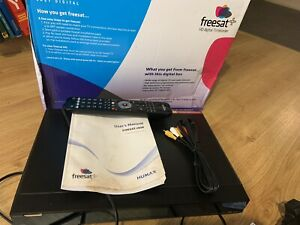 Humax Foxsat-HDR Freeview HD Digital TV Recorder