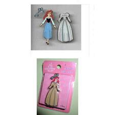 Ariel  Princess magnet Authentic Disney Little Mermaid  LE Pin on card