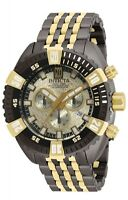 New Mens Invicta 16301 Jason Taylor Signature Swiss Chronograph Bracelet Watch