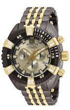 New Mens Invicta 16301 Jason Taylor Signature Swiss Chronograph Bracelet Watch