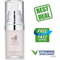 ELF PORELESS PRIMER Anti Aging Face Care Tea Tree Oil Vitamins 0.47 Fluid Ounce