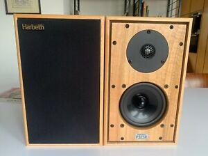 Harbeth P3ESR speakers pair, Eucalyptus
