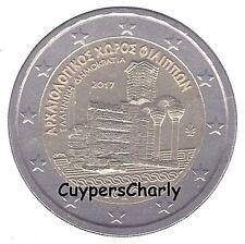 Griekenland 2017 II 2€ UNC  Phillipi