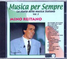 Mino Reitano. I Successi (2000) CD NUOVO Una chitarra 100 illusioni Calabria mia