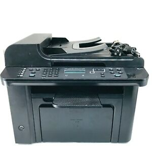 HP Laserjet 1536DNF MFP All-In-One Monochrome Laser Printer Scan Fax Working USB