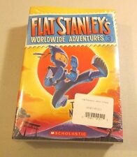 Flat Stanley's Worldwide Adventures Series Collections 6 pack- see pics