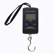 40kg Portable Digital Weighing Hanging Travel Scales Fishing Luggage Suitcase
