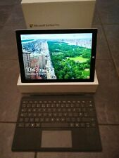 Surface Pro 3 Tablet Core i5 4300U 1.9GHz 8GB RAM 256GB SSD Type Cover Bundle 1