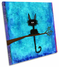 Blue Animals Original Art Prints