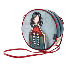 Santoro Gorjuss la mia storia ROUND Shoulder Bag -- London Borsetta Donna regalo ragazze