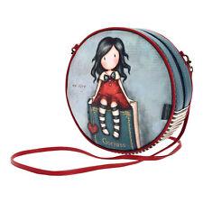 Santoro Gorjuss My Story Round Shoulder Bag – London Handbag Women's Girls Gift