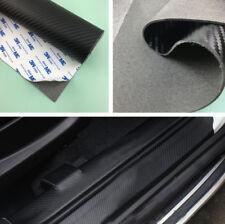 Kohlefaser-Muster Auto Verschleissplatte Einstiegsleisten Schwelle Schritt Wache