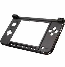 Passend für Nintendo 3DS XL 3DS LL Mittlere Rahmen Abdeckung Gehäuse Schwarz