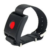 433MHz Wireless Watch Calling Bell Pager Call Button Transmitter For Hospital Ys