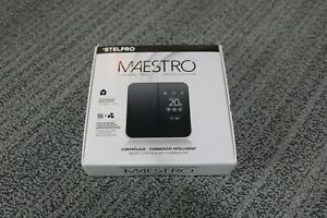 Stelpro Maestro Smart Thermostat Baseboards, Convectors, Fan Heaters SMC402AD